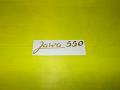 Samolepka Jawa 550