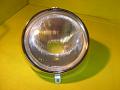 přední světlo-parabola s rámečkem kývačka
