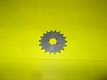 Řetězové kolečko rovné 18 zubů