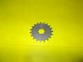 Řetězové kolečko rovné 19 zubů