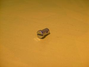 koncovka-hlavička lanka šroubovací  se šroubkem