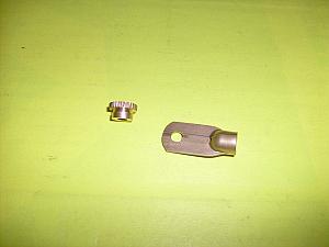 Koncovka zapalovacího kabelu