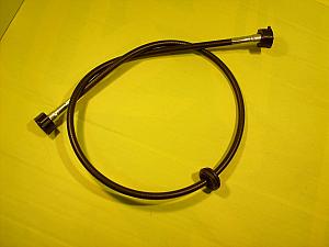 bowden tachometru-otáčkoměru-na obou koncích matice,délka cca 840 mm