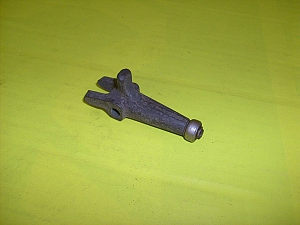 Mechanismus vypínání spojky